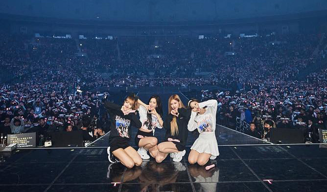 YG Claims BLACKPINK Sold Out Concerts In North America
