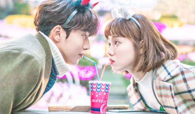 korean drama recommendation, Romantic comedy Kdrama