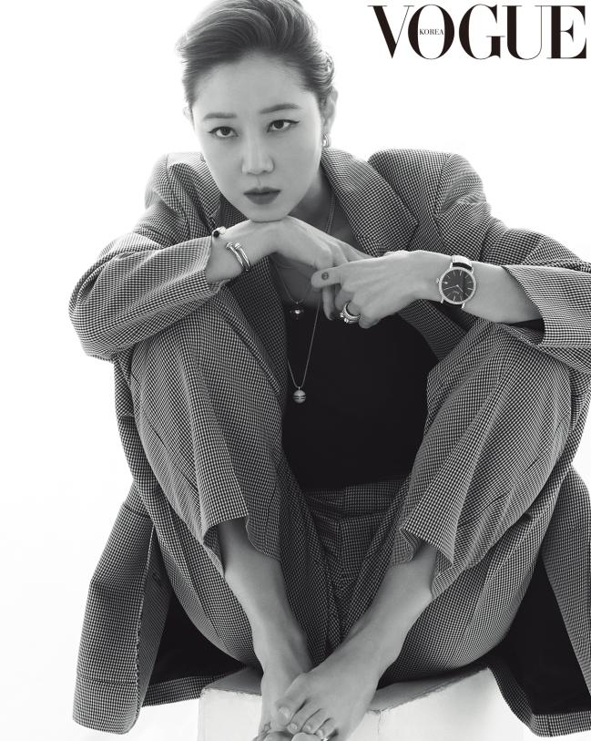 Gong Hyo Jin For VOGUE Korea Magazine May Issue