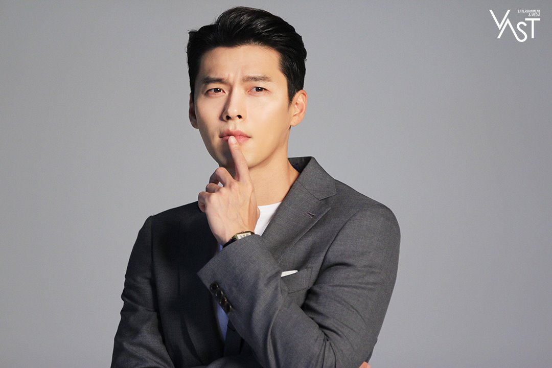 Hyun Bin Commercial Shooting Behind-the-Scene