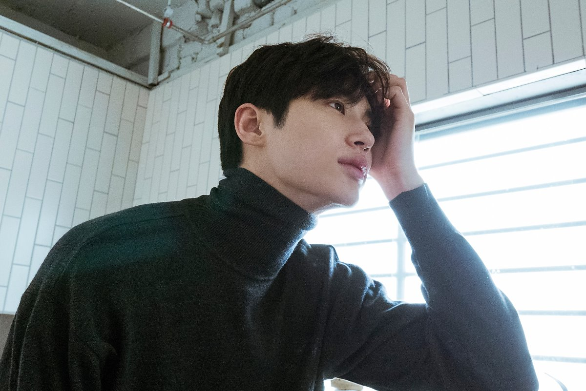 Byeon Woo Seok Handsome Actor Have An Eye On