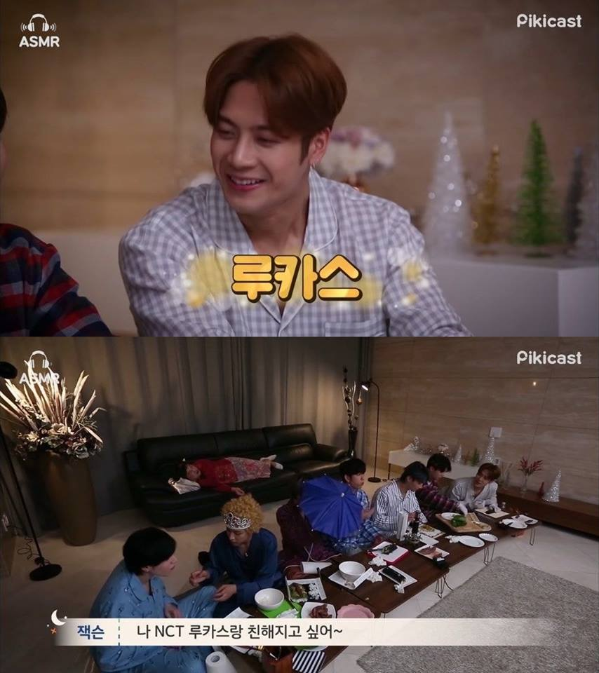 GOT7's Jackson Finally Gets His Chance To Get Close To NCT's