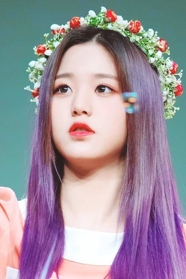 IZ*ONE's Jang WonYoung Looks Like A Forest Fairy • Kpopmap