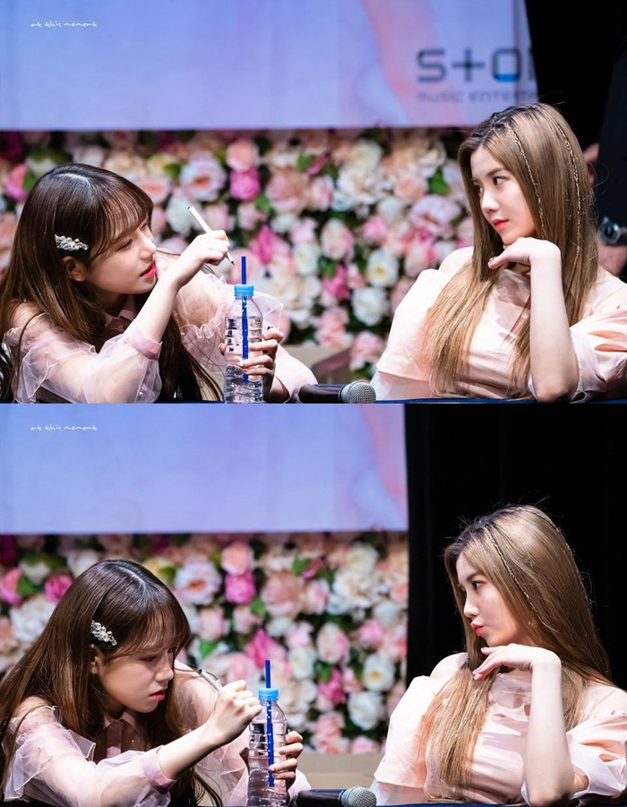 IZ*ONE's Jo YuRi Draws A Hilarious Sketch Of Kwon EunBi - UP