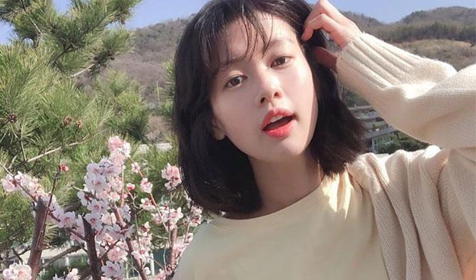 jung somin, jung somin instagram, jung somin 2019