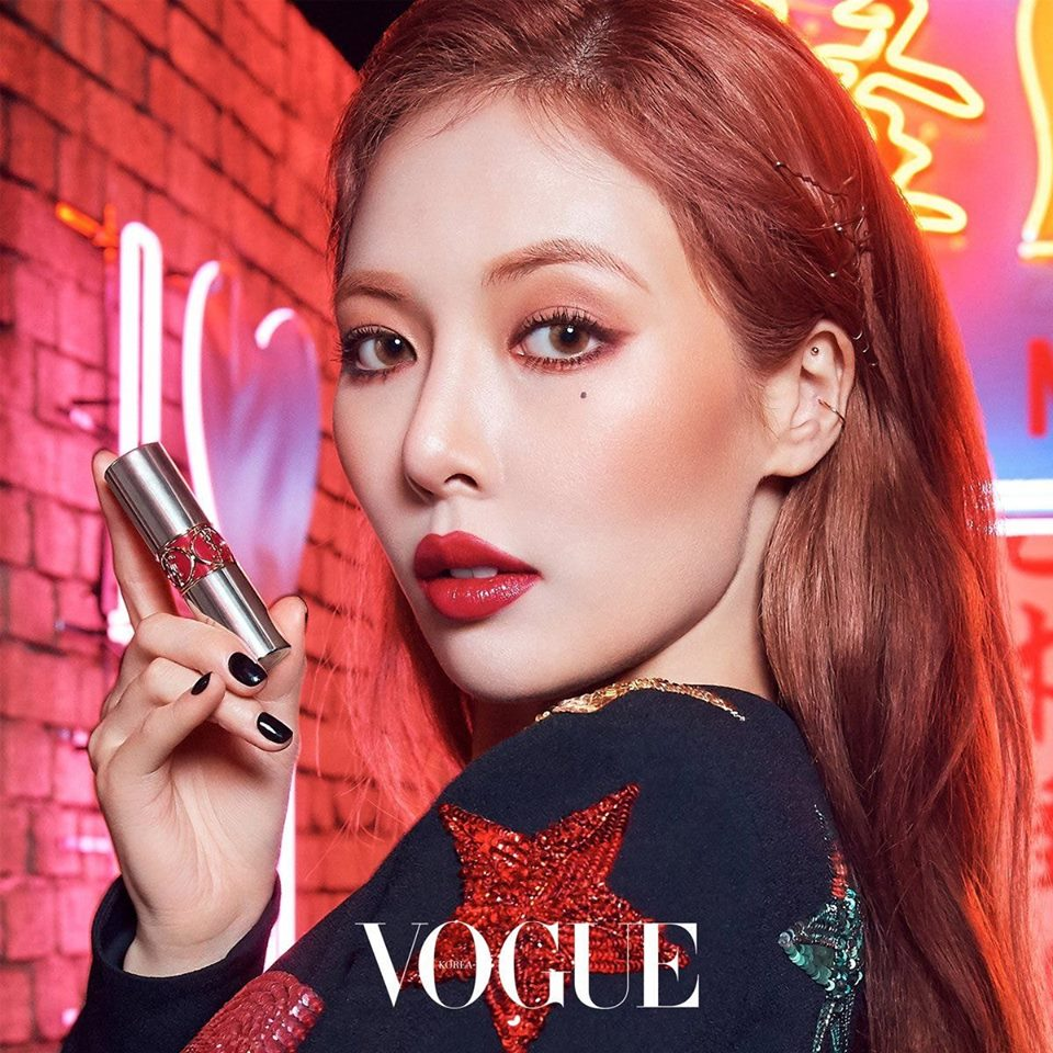 hyuna, hyuna profile, hyuna facts, hyuna height, hyuna weight, hyuna age, hyuna cube, hyuna pnation, hyuna vogue, hyuna ysl, ysl