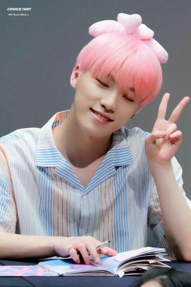 6 Male K Pop Idols Who Are Prettier Than Cherry Blossom