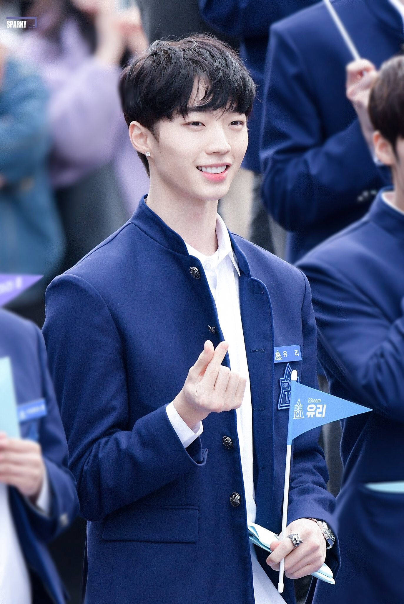 """9 """"Produce X 101"""" Trainees With Different Ethnicity And"""