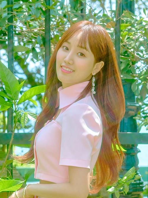 Cherry Bullet HaeYoon profile