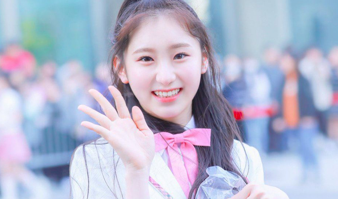 izone, izone profile, izone members, izone age, izone facts, izone height, izone leader, izone produce 48, produce 48, izone lee chaeyeon, lee chaeyeon