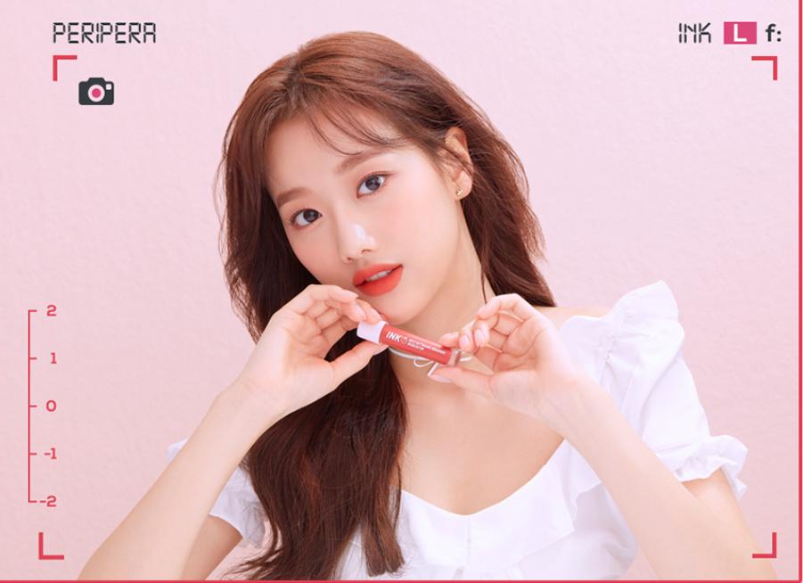 Lee NaEun april, Lee NaEun a teen, a teen beauty, lee naeun peripera, peripera, peripera naeun, naeun lipstick, naeun makeup, kdrama beauty, drama lipstick, drama makeup, ateen 2 lee na eun