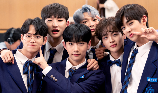 produce x 101, produce x 101 trainees, produce x 101 members, produce x 101 height, produce x 101 company, kpop, trainee, produce x 101 kim hyunbin, kim hyunbin