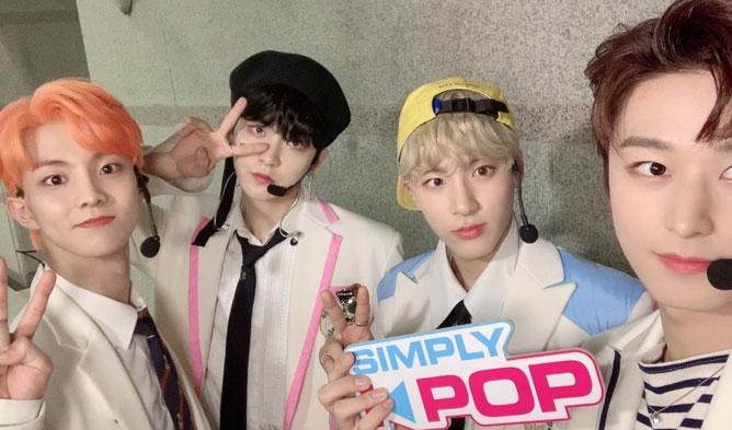 simply kpop lineup, simply kpop idols, simply kpop 363