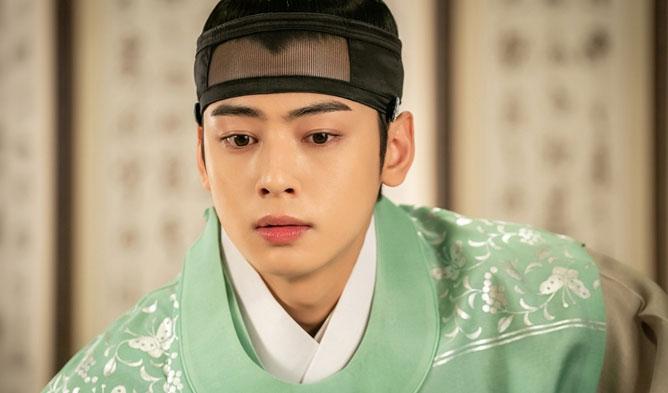 cha eunwoo drama 2019, cha eunwoo prince, cha eunwoo Rookie Historian Goo Hae Ryung, cha eunwoo astro, cha eunwoo hanbok