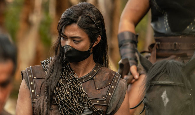 Ki DoHun Arthdal Chronicles, Arthdal Chronicles drama, Arthdal Chronicles masked, Ki DoHun