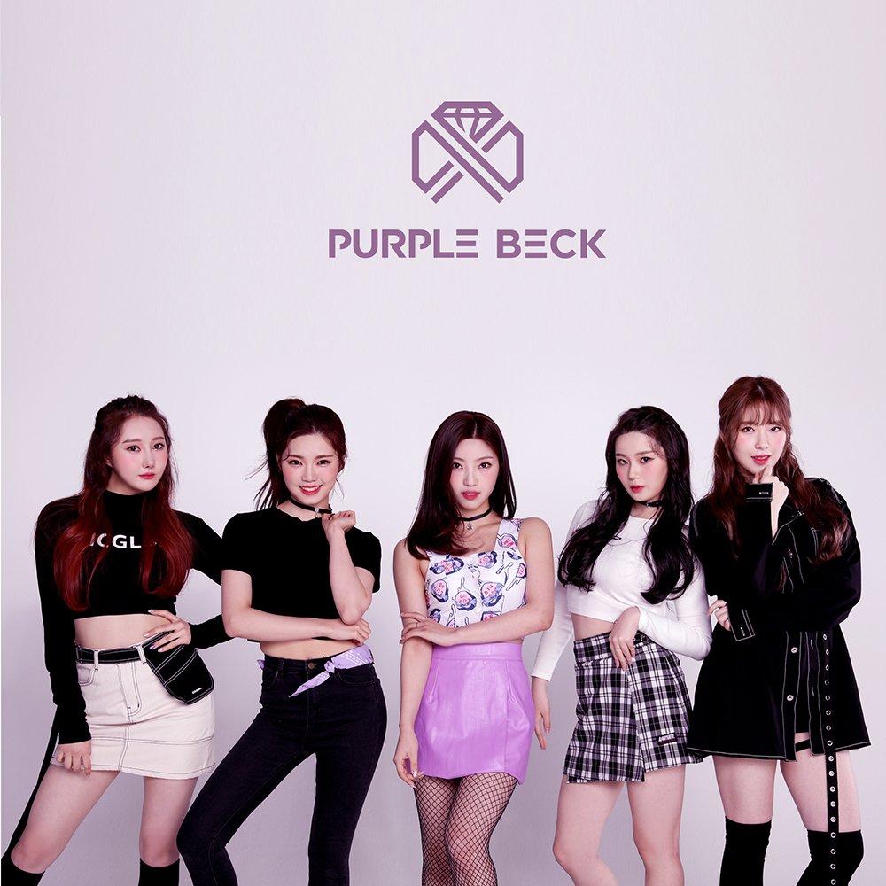purple beck, purple beck kpop