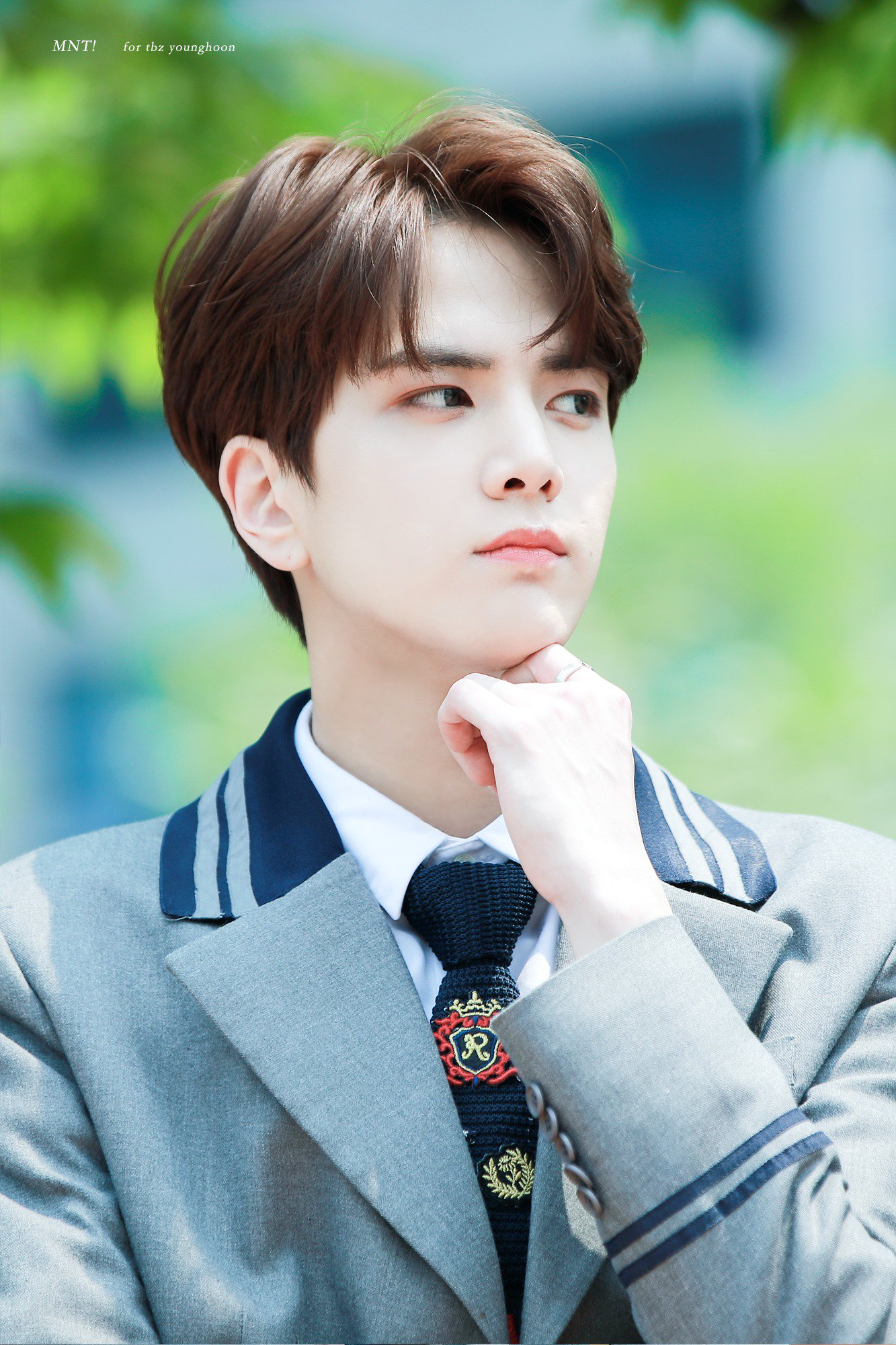 YoungHoon the boyz, YoungHoon insect, younghoon, youghoon afraid, younghoon cute