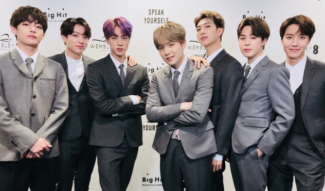 bts, bts profile, bts facts, bts members, bts age, bts height, bts leader, bts wembley, bts wembley stadium, bts london, bts maknae