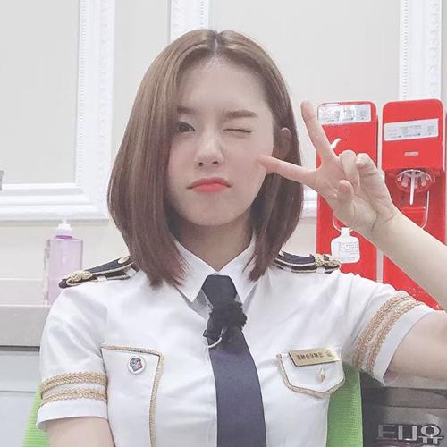I.O.I Kim SoHye profile