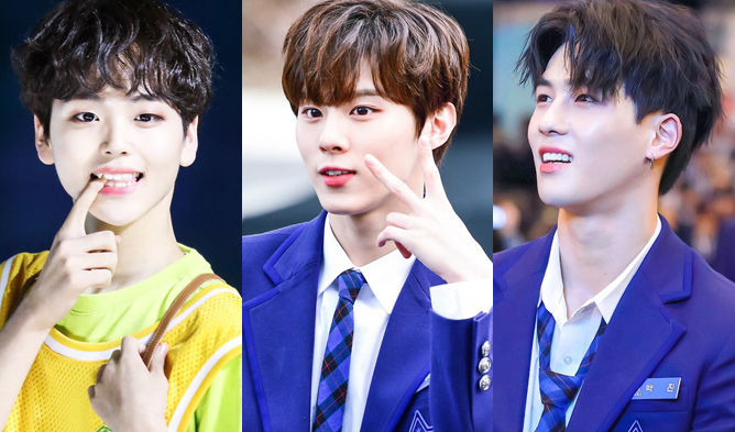 produce x 101, produce x 101 trainees, produce x 101 members, produce x 101 height, produce x 101 company, kpop, trainee, produce x 101 song hyeongjun, song hyeongjun