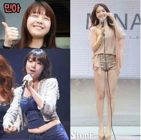 K-Pop Idols Who Have Had The Most Dramatic Weight Loss • Kpopmap