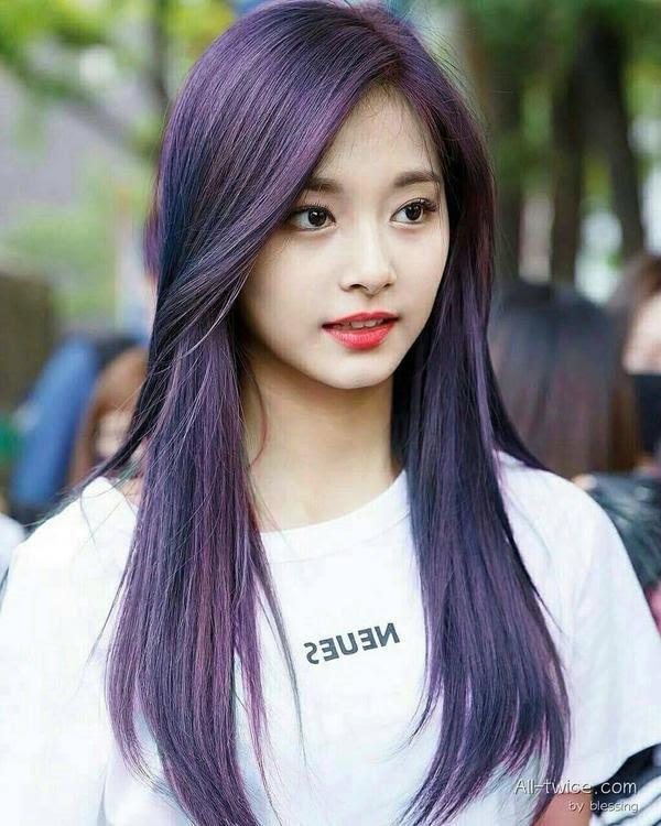 K-Pop Idols Who Looked Best With Purple Hair  Kpopmap-3670