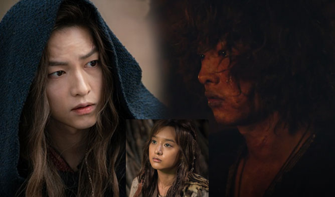 Song JoongKi arthdal chronicles, saya eunseom, kim jiwon song joongki, arthdal chronicles, song joongki 2019, kim jiwon 2019, saya, eunseom