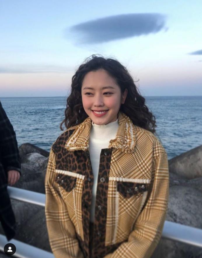 Choi Ri, Choi Ri actress, Choi Ri instagram, oh garin my first first love