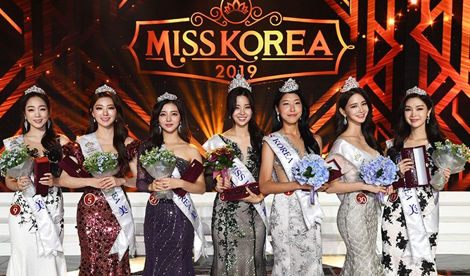 miss korea 2019