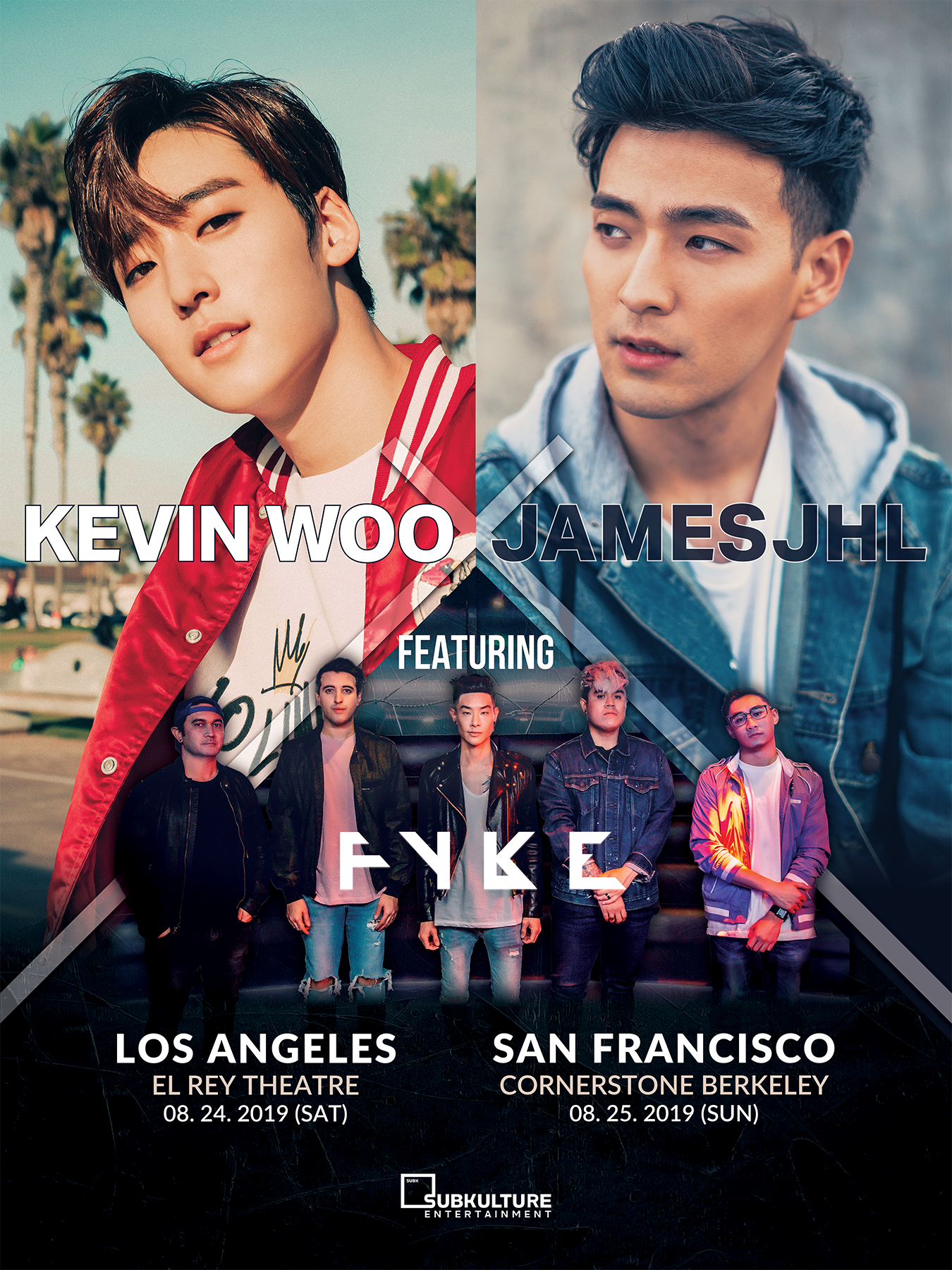 kevin woo, ukiss kevin, james, prirate, james, cities, james jhl