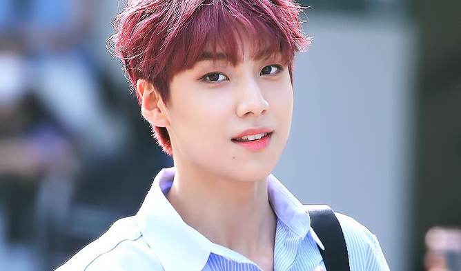 Image result for Eunsang (X1)
