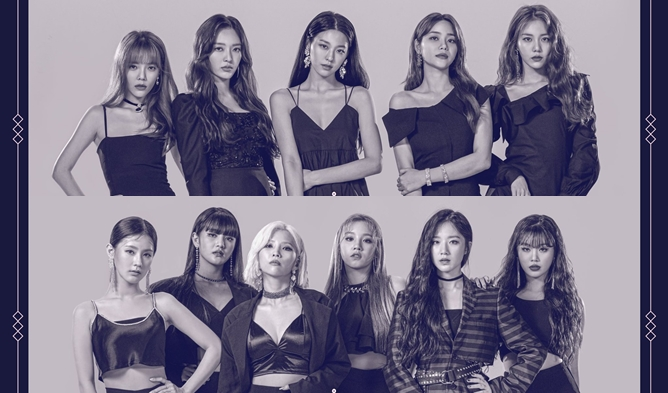 queendom, queendom profile, queendom girl groups, queendom aoa, queendom gidle, queendom mamamoo, queendom park bom, queendom lovelyz, queendom oh my girl, queendom lee dahee