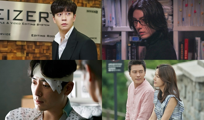 kdrama ratings, the wind blows ratings, perfume ratings, partners for justice 2 ratings, designated survivor 60 days ratings