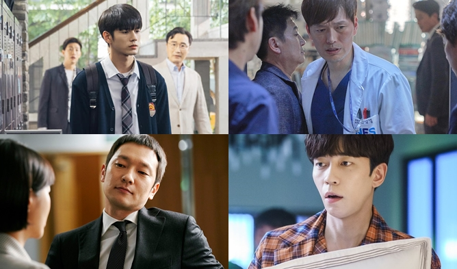 kdrama ratings, perfume ratings, partners for justice 2 ratings, designated survivor 60 days ratings, moment at eighteen ratings