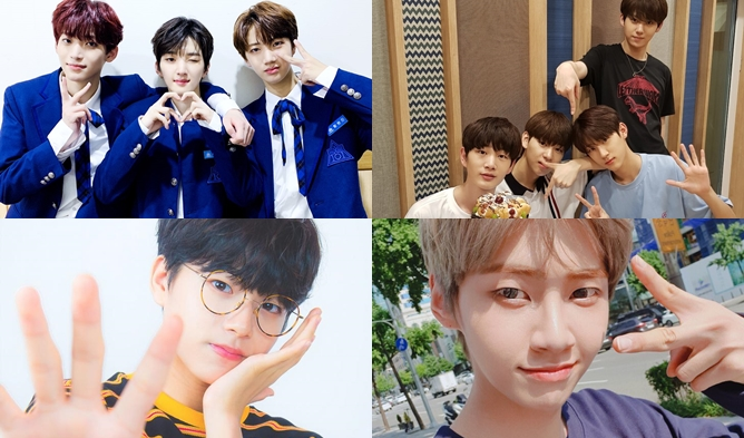 produce x 101, koo jungmo, ham wonjin, moon hyunbin, debut, starship new boy group, starship monsta x,