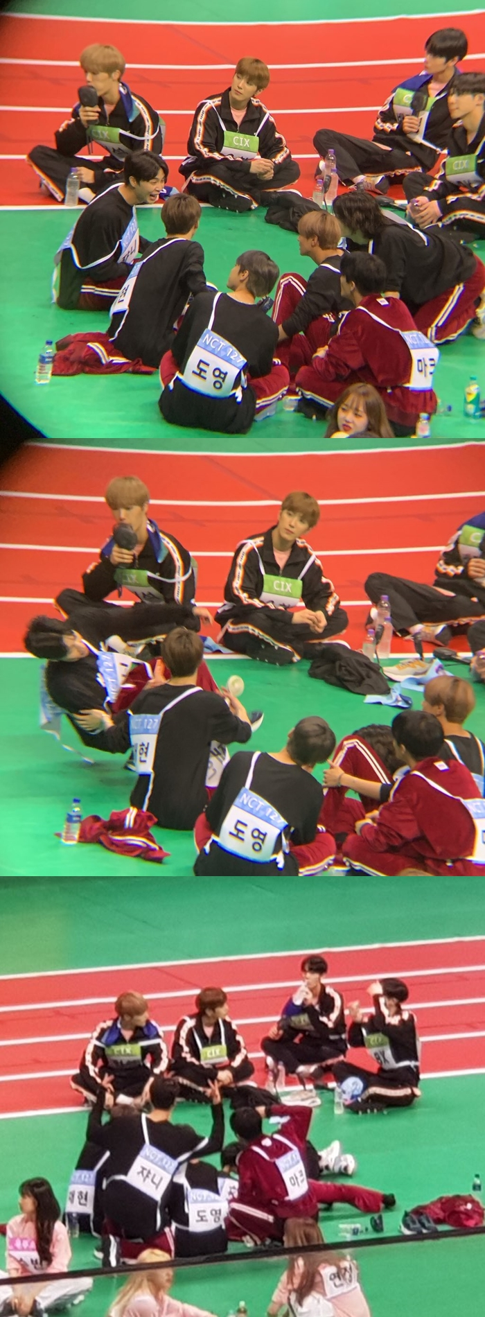 """Fans Are Laughing At NCT 127 & CIX's Lack Of Interaction At """"ISAC"""