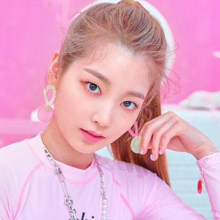Rocket Punch YeonHee profile