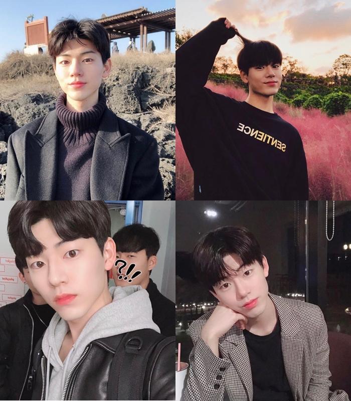 Bae HyunSung, Bae HyunSung love playlist, park haneul love playlist, Bae HyeonSeong, Bae HyunSung instagram, rookie actor, korean actor