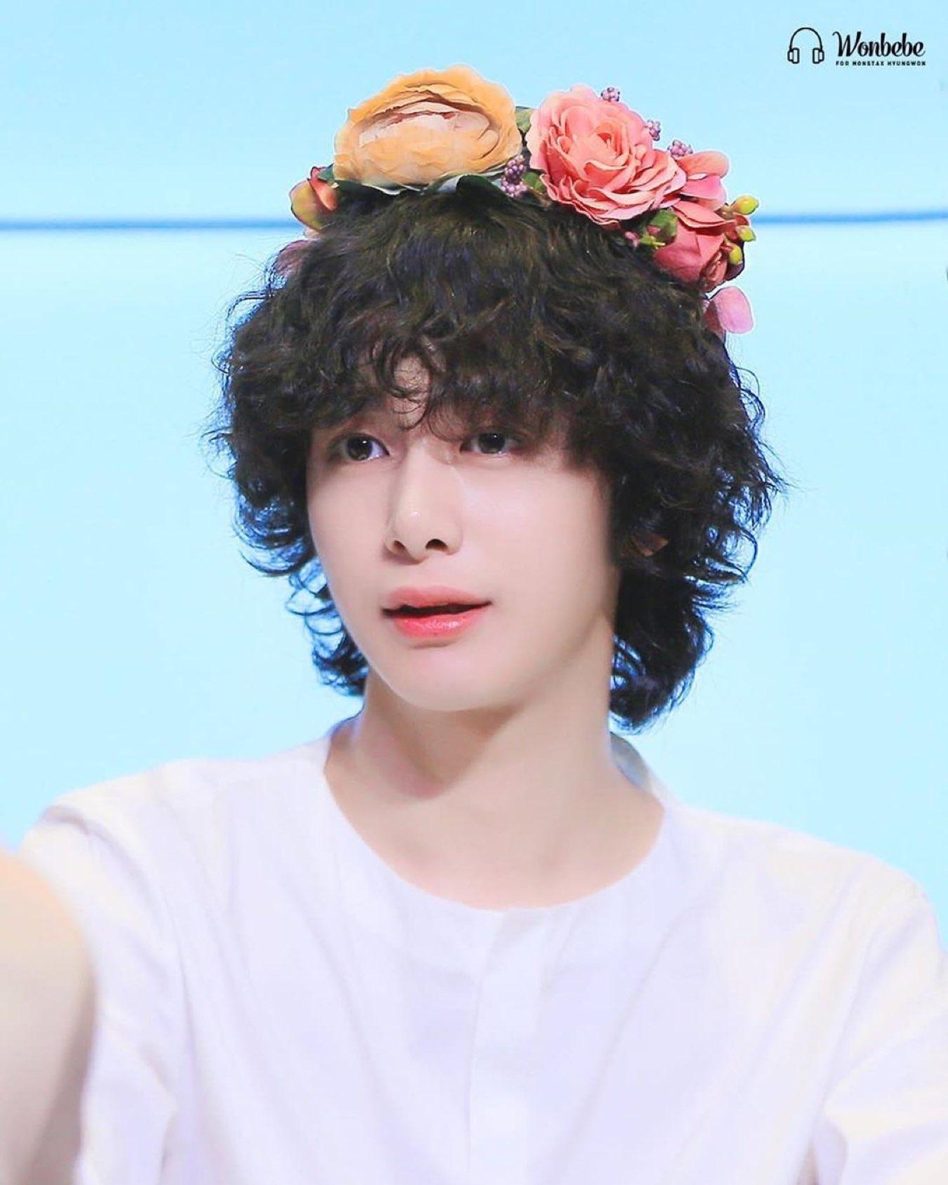hyungwon hair, hyungwon monsta x, hyungwon