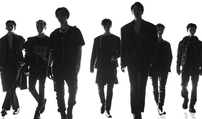 super m, sm new group, kai taemin baekhyun taeyong mark lucas ten