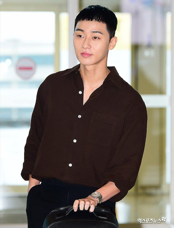 Park SeoJoon hair, Park SeoJoon itaewon class, Park SeoJoon drama