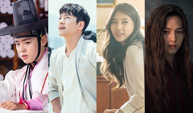 most talked about actors, most talked dramas, kdramas most talked