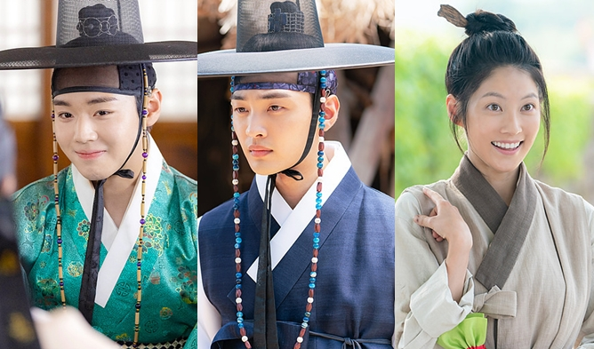 Flower Crew: Joseon Marriage Agency drama, Flower Crew: Joseon Marriage Agency characters, Flower Crew: Joseon Marriage Agency love line