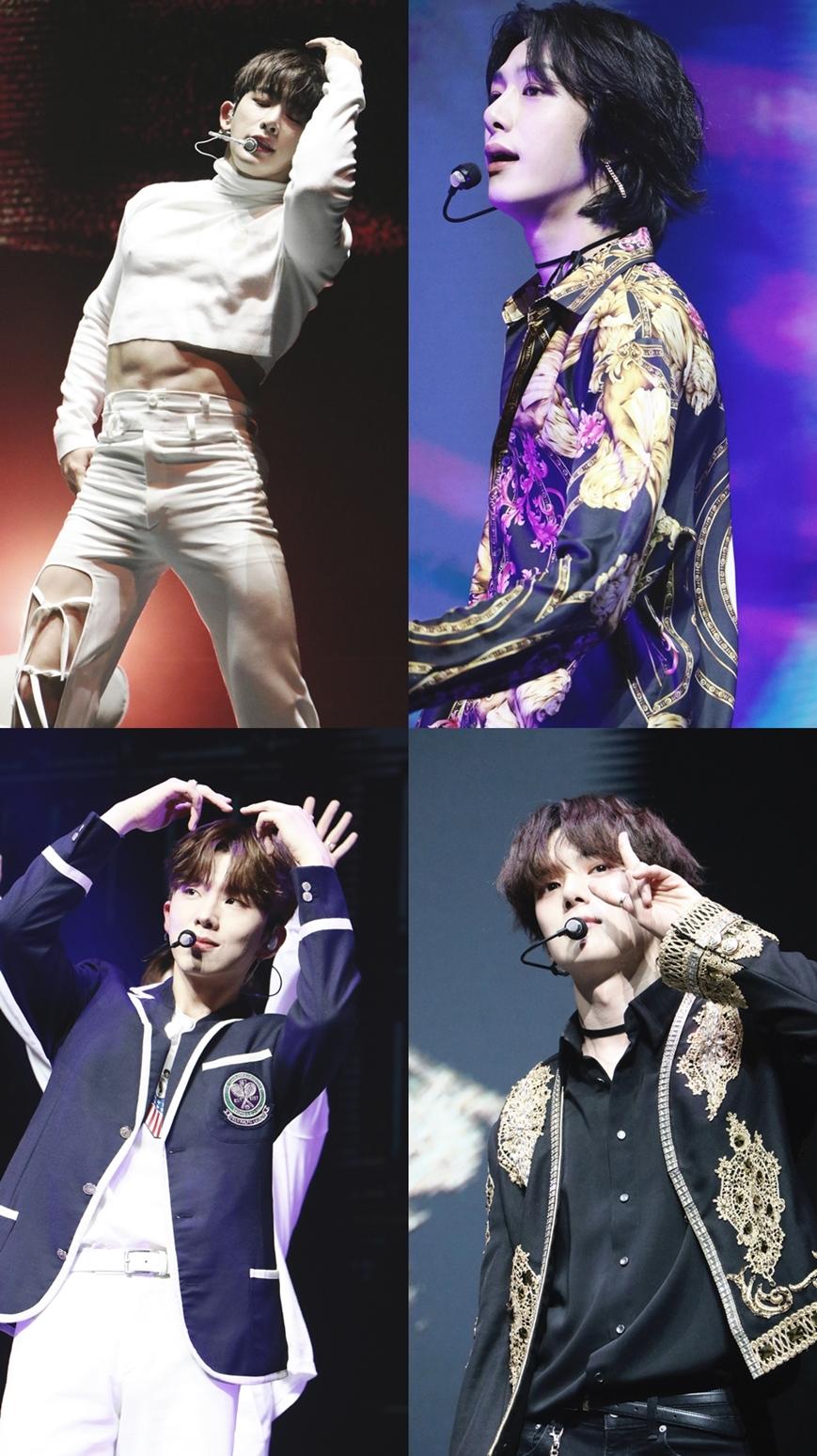 monsta x, monsta x profile, monsta x facts, monsta x leader, monsta x comeback, monsta x world tour, world tour, monsta x starship