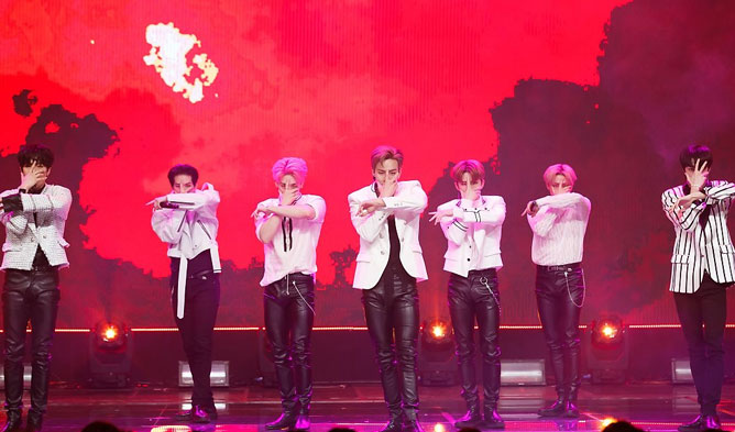 QUIZ: Can You Match MONSTA X's Stage Outfit With Their Title