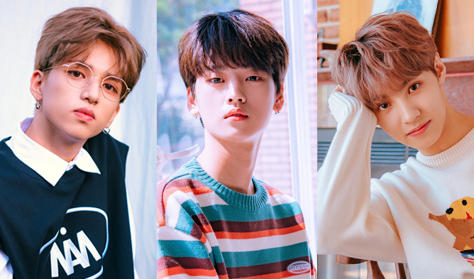 oui, oui trainees, oui entertainment, kang seokhwa, mahiro, wang gunho, produce x 101, fanmeeting
