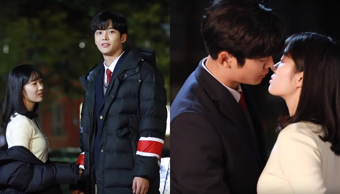 """[K-Drama]: The Secret Behind The Kiss Scene Of """"Extraordinary You"""""""