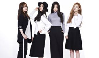 The Ark Members Profile: New Hip Hop Girl Group With Yuna Kim