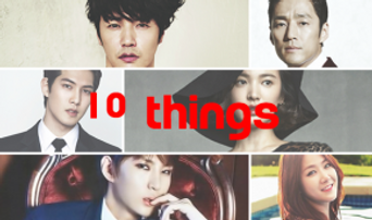 10 Things You Didn't Know About Korean Celebs' Jobs Before Debut