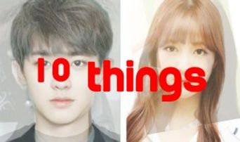 10 Things What The Average Idol Group Faces